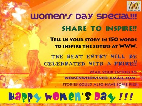 Women's day Post